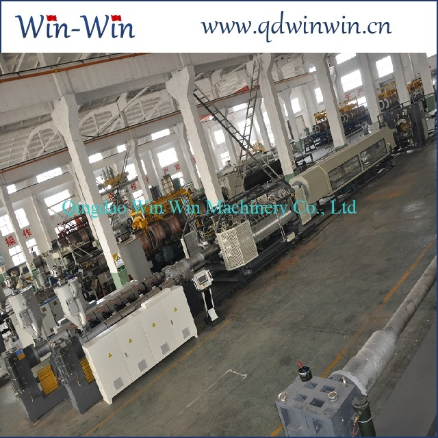 Оборудование для двухслойных гофротруб 200-600мм 0