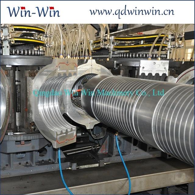 Оборудование для двухслойных гофротруб 200-600мм 1
