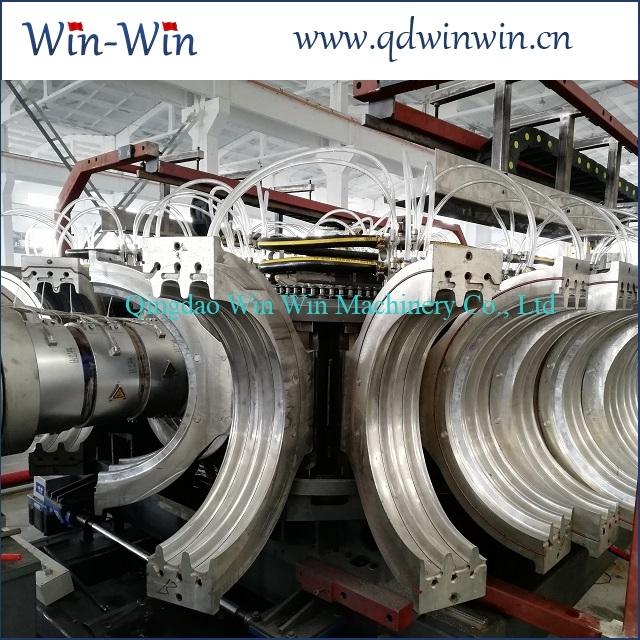Оборудование для двухслойных гофротруб 200-600мм 2