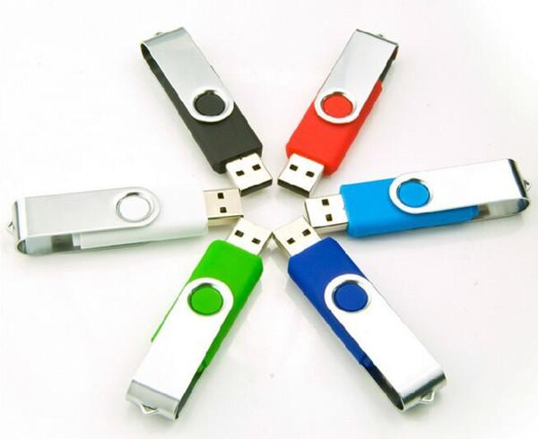 Mobile USB Flash Drive Customized LOGO Creative OTG usb flash drive 8GB