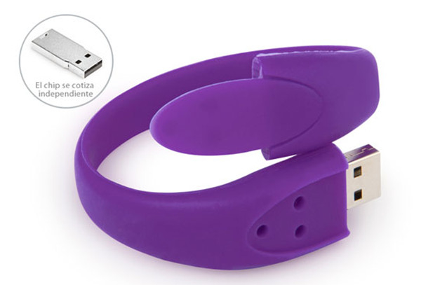 Wrist Band Pen Drive Promotion Wristband Usb Flash Drive Custom Logo Print