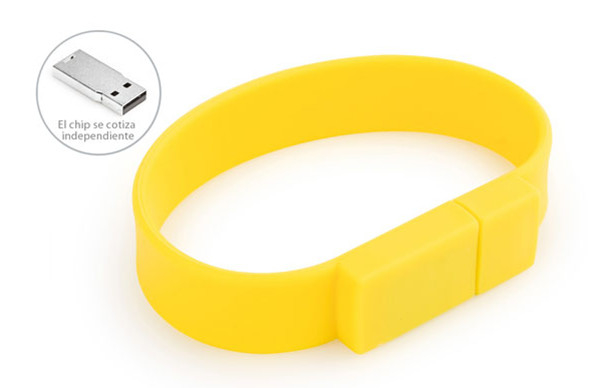 Customized Personalized Silicone USB 1GB 2GB 4GB 8GB Wristband USB Flash Drive RoHS FCC