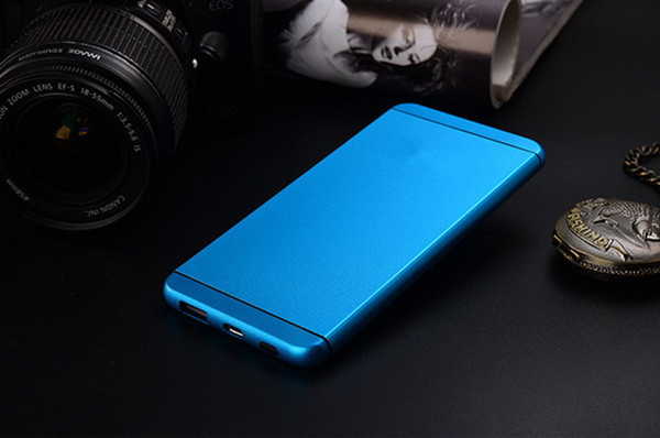5000mAh Metal Casing Fast Charging Power Bank QC 2.0 Superfast Powerbank Extra Battery Charger for Iphone7