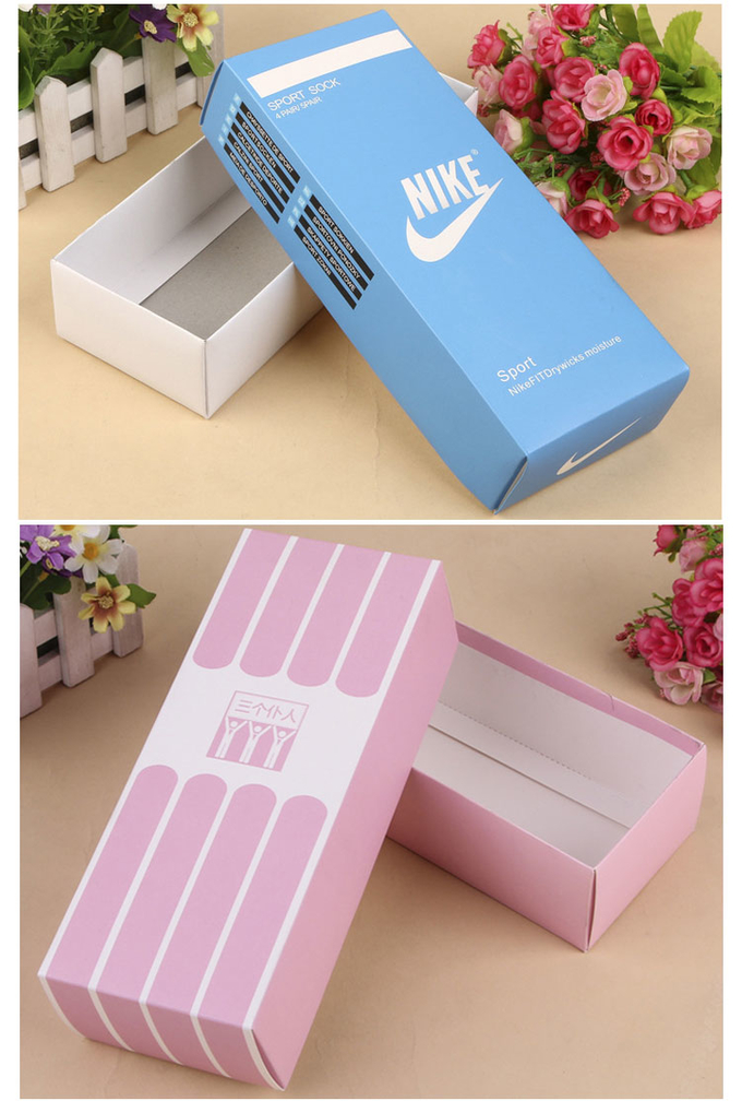 Foldable Chocolate Box Packaging 350gsm C1S Paper Material OEM