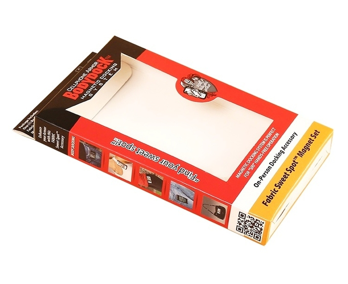 Dog Meal Pet Food Box With Window400gsm C1S Paper Material Full Color Printing