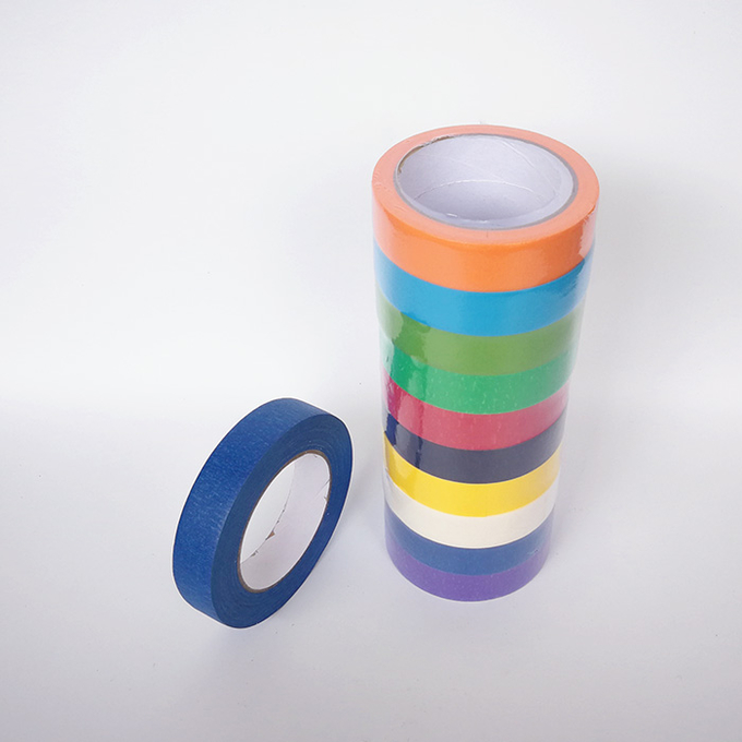 Colored Masking Tape Pack