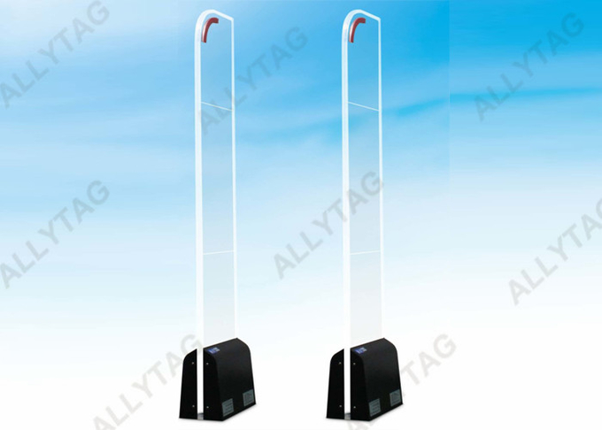 High Detection EAS RF System Gates 8.2MHz / 6.7MHz For Supermarket Anti Shoplifting