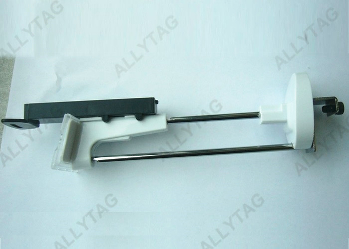 High Durability Locking Slatwall Hooks , Display Hanger Hooks Anti Theft Function