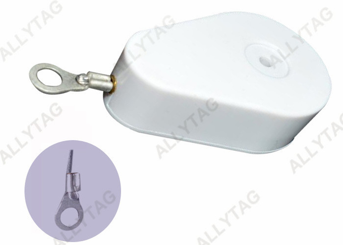 ABS Plastic Material Anti Theft Pull Box Retractable For Ipad / Cell Phone