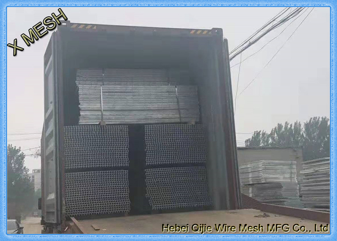 Low Carbon Walkway Expanded Metal Mesh For Building Material Drainage System