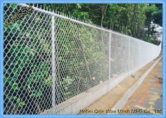 chain link fence for rural fencing