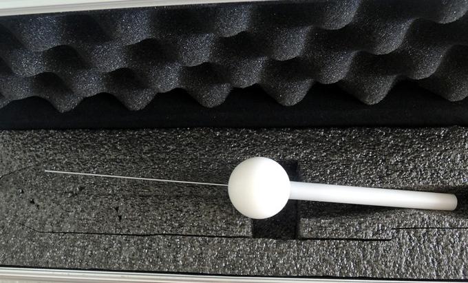 Electronic Testing Equipment  IEC61032 Standard 1mm x 100mm Test Prode