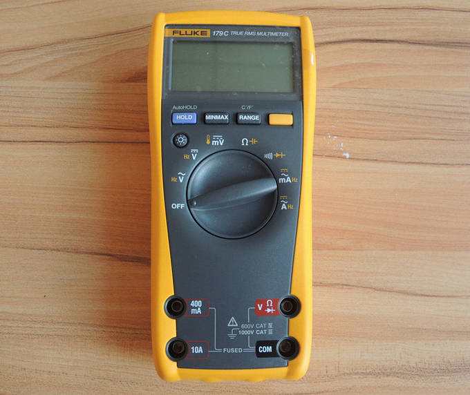 Electronic Testing Equipment  179C Digital  True RMS Multimeter with Manual and Automatic Range