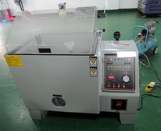 Professional Environmental Test Chamber 110L PVC Salt Spray Test Equipment
