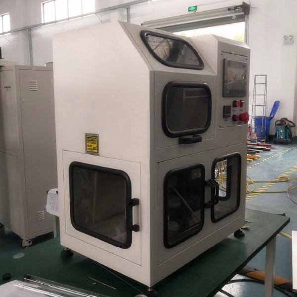 ISO 9150 EN 348 Fire Testing Equipment Molten Metal Splashes Impact Test Apparatus