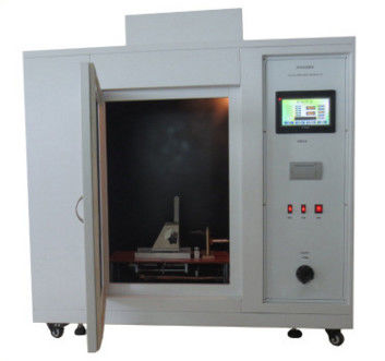 220V / AC 50Hz Flammability Testing Equipment Needle Flame Tester