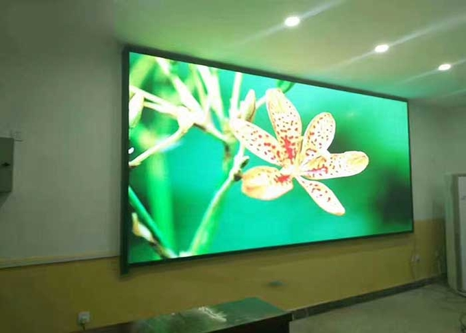 High Grayscale Indoor Fixed Display