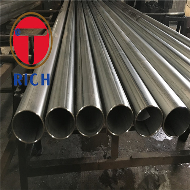 Precision Steel Hydraulic Cylinder Tube GB/T 24187 Cold Drawn For Evaporator