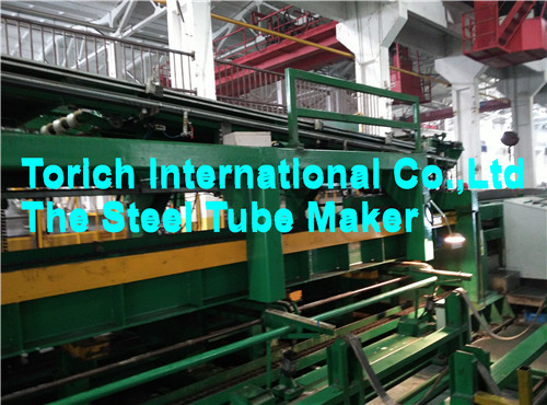 Three Line Cold Drawing Machine