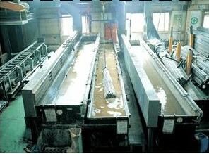 steel tube production