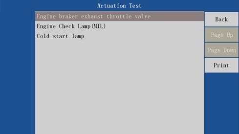 VDSA-HDECU Diesel ECU Flashing Tool function 4