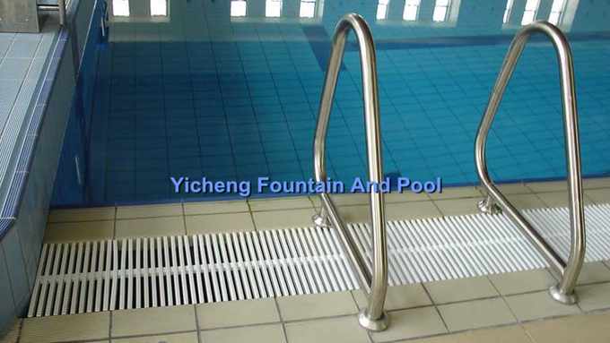 Exit Grab Rails Swimming Pool Accessories For Outdoor / Indoor Pools