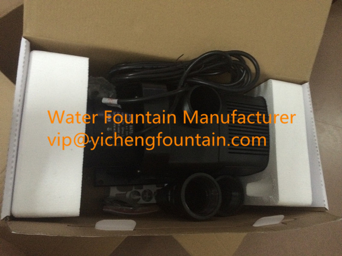 Plastic Submersible Fountain Pumps AC110 - 240V Small Submersible Pump CE