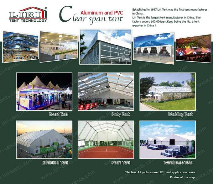 Latest Innovation 6m Diameter Geodesic Dome Tent for Events