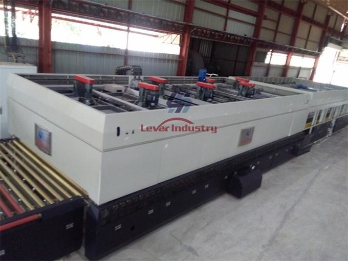 LV-TFQ Series Convection Glass Toughened furnace / Glass Toughening furnace