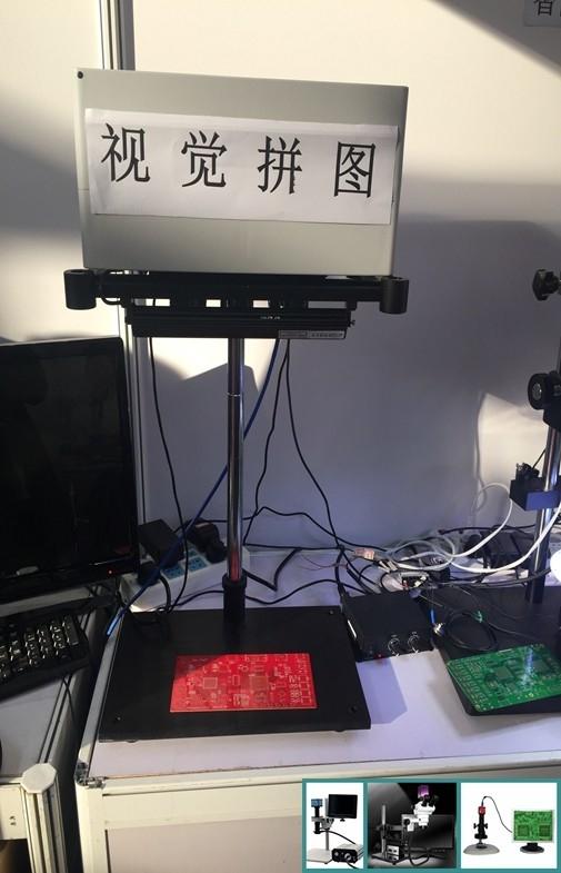 China Câmeras do microscópio do sistema da visão de HD nenhuma câmera de alta resolução necessário do microscópio do computador fornecedor