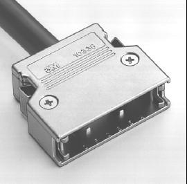 China Vínculo 3M modificado para requisitos particulares conector de la cámara de 14136-SZ6B-030-0HC MDR36PIN proveedor