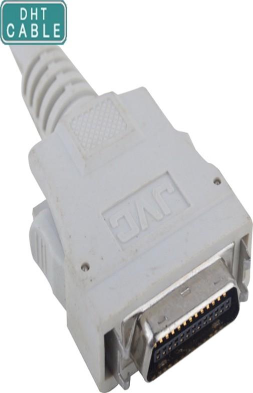 중국 고속 26Pin 남성 래치 유형 조형 스카시는 소규모 컴퓨터 체계를 위해 케이블을 답니다 협력 업체