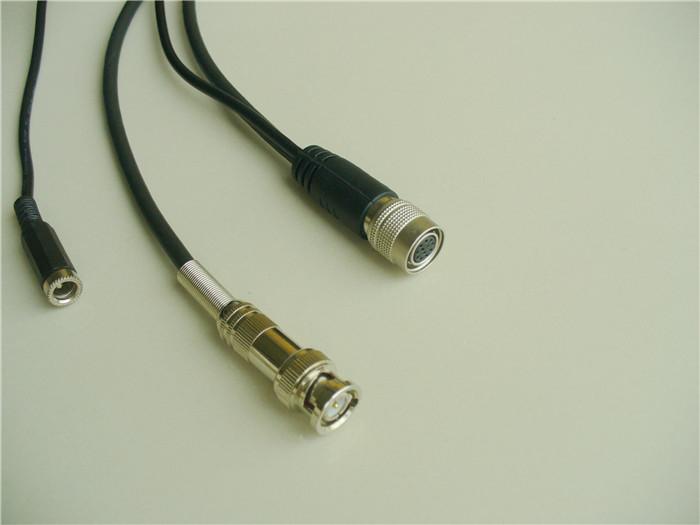 China Conector de encargo de la asamblea de cable de la fuente de alimentación de la cámara 12pin horas para la cámara análoga proveedor