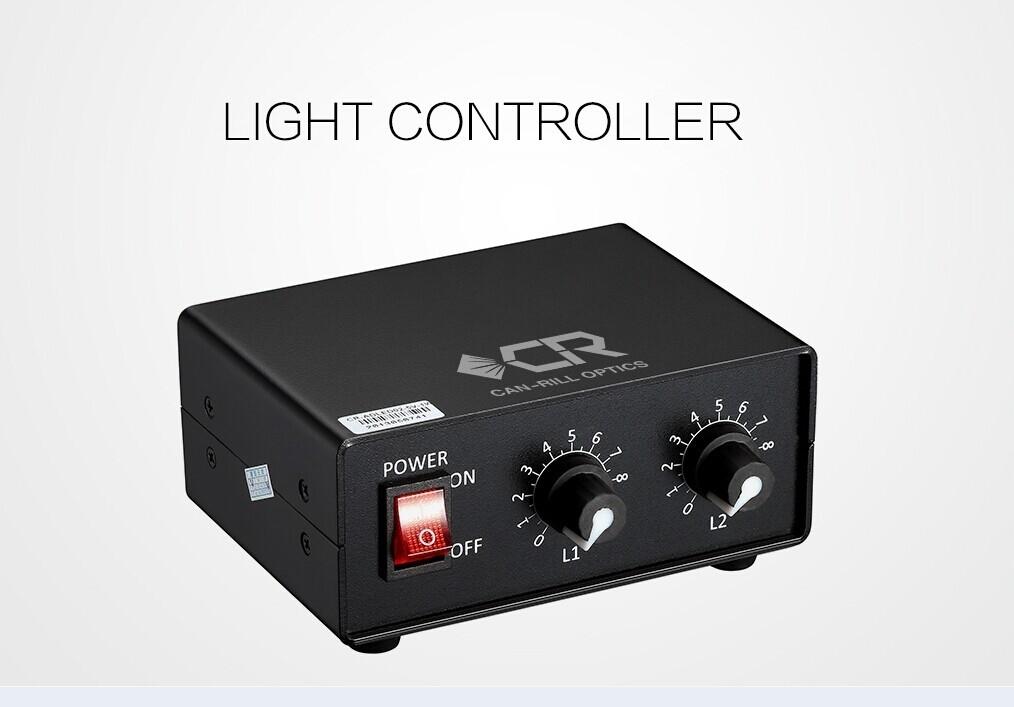 China Duurzame Laser die het Lichte Controlemechanisme van de Weergavemodule 2CH concentreren/4CH Analoog of Digitaal Type leverancier
