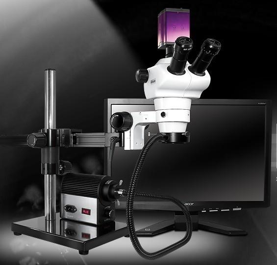Chine caméra de microscope de 1080P HD avec le logiciel de mesure d'élément aucune économies du besoin d'ordinateur beaucoup de coût fournisseur