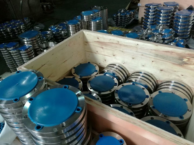 """Monel 400 Weld Neck Pipe Flanges 600 26"""" B16.47 Series B ASTM B564 UNS N04400"""