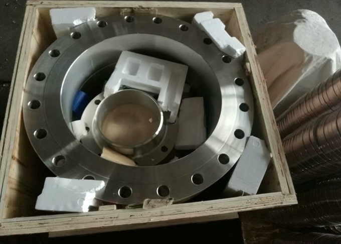Hastelloy B2 RF FF RTJ Weld Neck Flange Forged High Performance Size 2