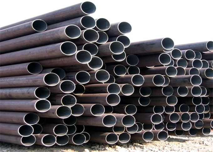 High Pressure Boiler Carbon Steel Tubing For Construction Structure OD 6mm - 88.9mm