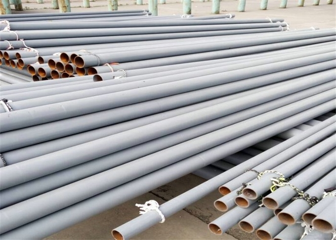 Cold Drawn Carbon Steel Pipe A556 / SA556M For Tubular Feedwater Heaters