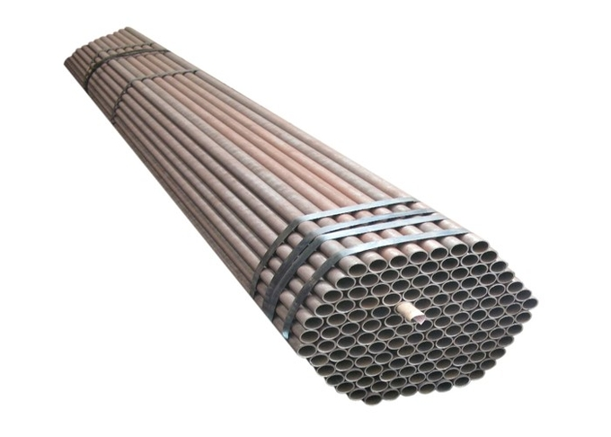 A333 Gr6 Carbon Seamless Steel Pipe For Low Temperature Pressure Vessel