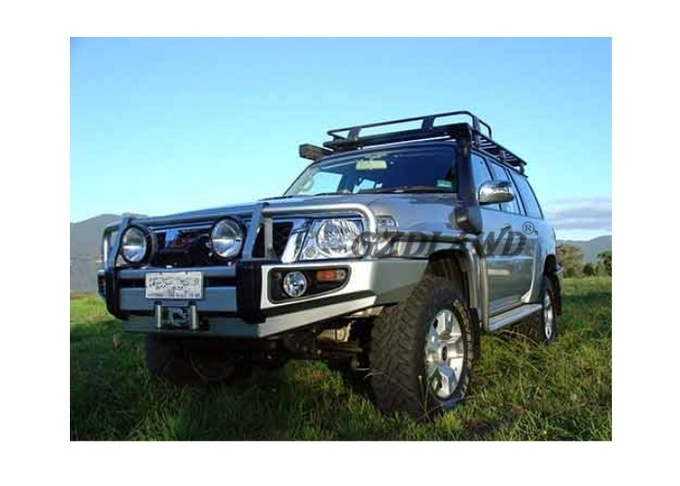 Auto Aftermarket 4x4 Snorkel Kit LLDPE For Nissan Patrol Y61 2004 Onwards