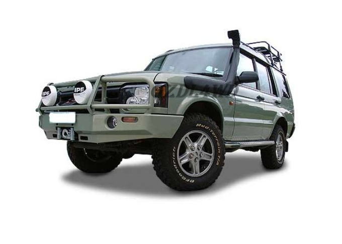 Off Road Accessories 4x4 Snorkel Kit For Land Rover Discovery 2 Series