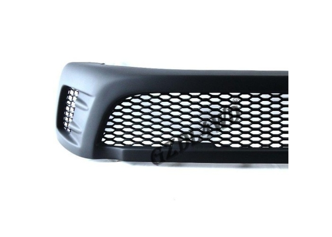 TRD Style Car Front Grille For Toyota Hilux Revo 2016 17 , Easy Installation