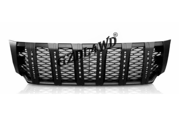 NP300 Accessories Front Grill Mesh With LED Lights For Nissan Navara D23 Frontier
