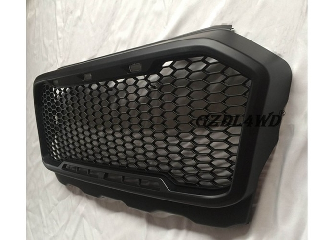 High Durability Front Grill Mesh With LED For  Ranger PX2 2015 - 2017