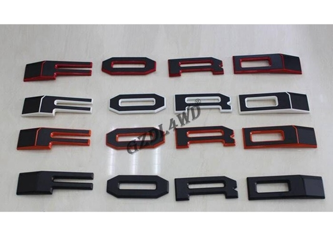 ABS Ford F150 Raptor Style 15-17 Car Front Grille With LED Lights