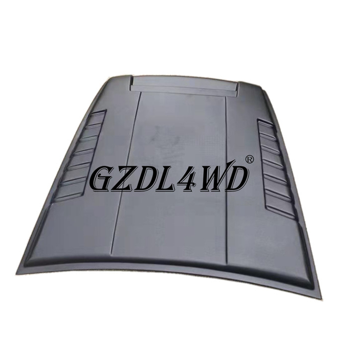 ABS Plastic Car Hood Scoop For LDV Maxus T60 Parts 2018 / Auto Bonnet Scoop