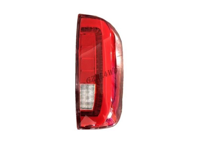 Smoke Black / Red LED 4x4 Driving Lights For Nissan Navara NP300 Auto Parts
