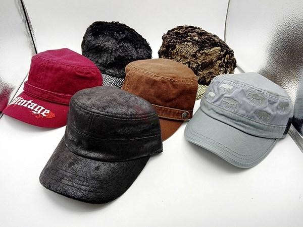 Wholesale Custom High Quality Military Boonie Cap Custom Embroidered Military Caps