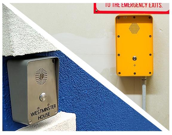 Emergency GSM Telephone Box 3